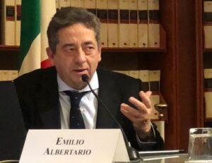 Emilio Albertario